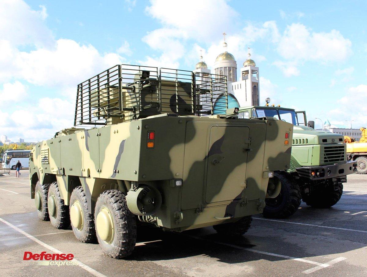 ناقلة الأفراد المدرعة BTR-4 MV1 الاوكرانيه DLyswi_WsAAX0F8