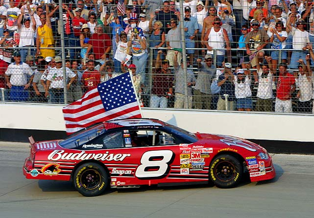 Happy birthday Dale Earnhardt Jr! 43 years young.
