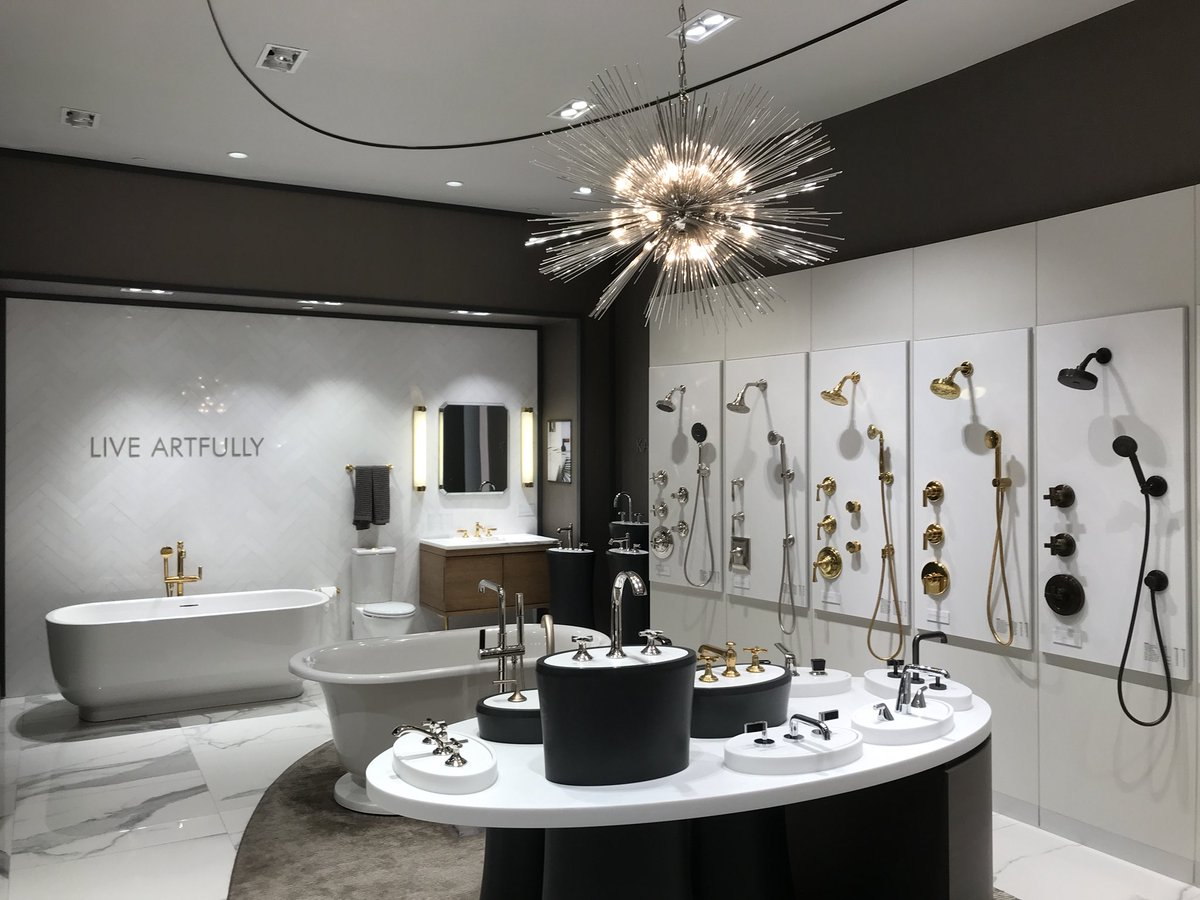 Interior Design On Twitter Were At The KOHLER Experience Center NYC With Thenkba To Celebrate All Things Kitchen Bath