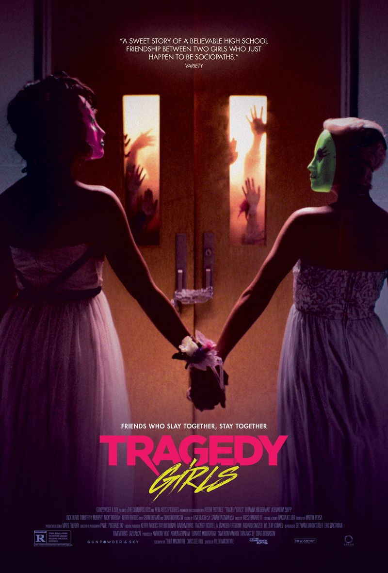 Download Film Tragedy Girls (2017) WEB-DL Subtitle Indonesia