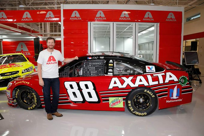 Happy Birthday to Dale Earnhardt Jr