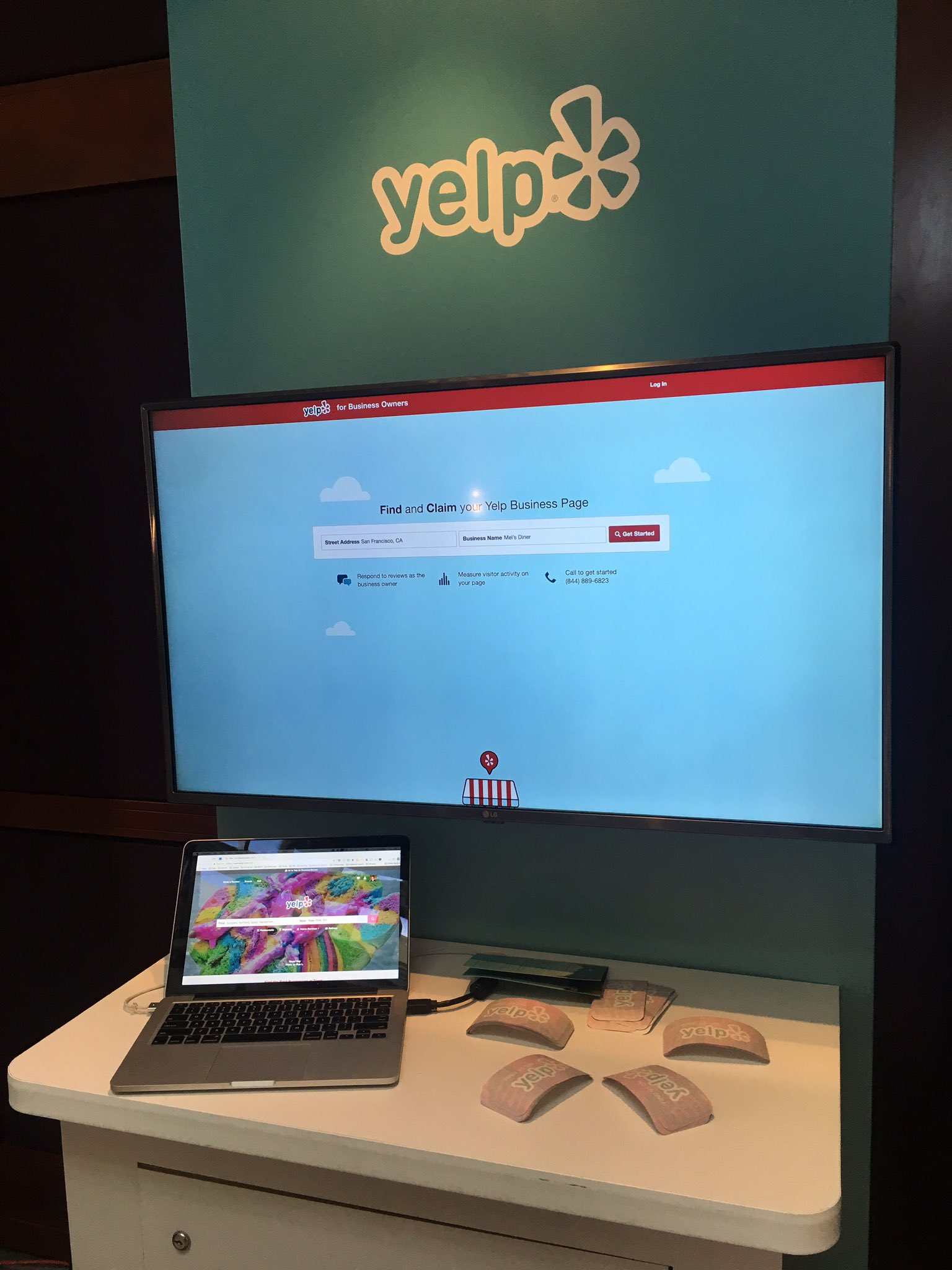 Yelp For Business on Twitter:
