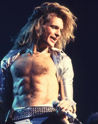 Happy birthday to the one and only David Lee Roth!