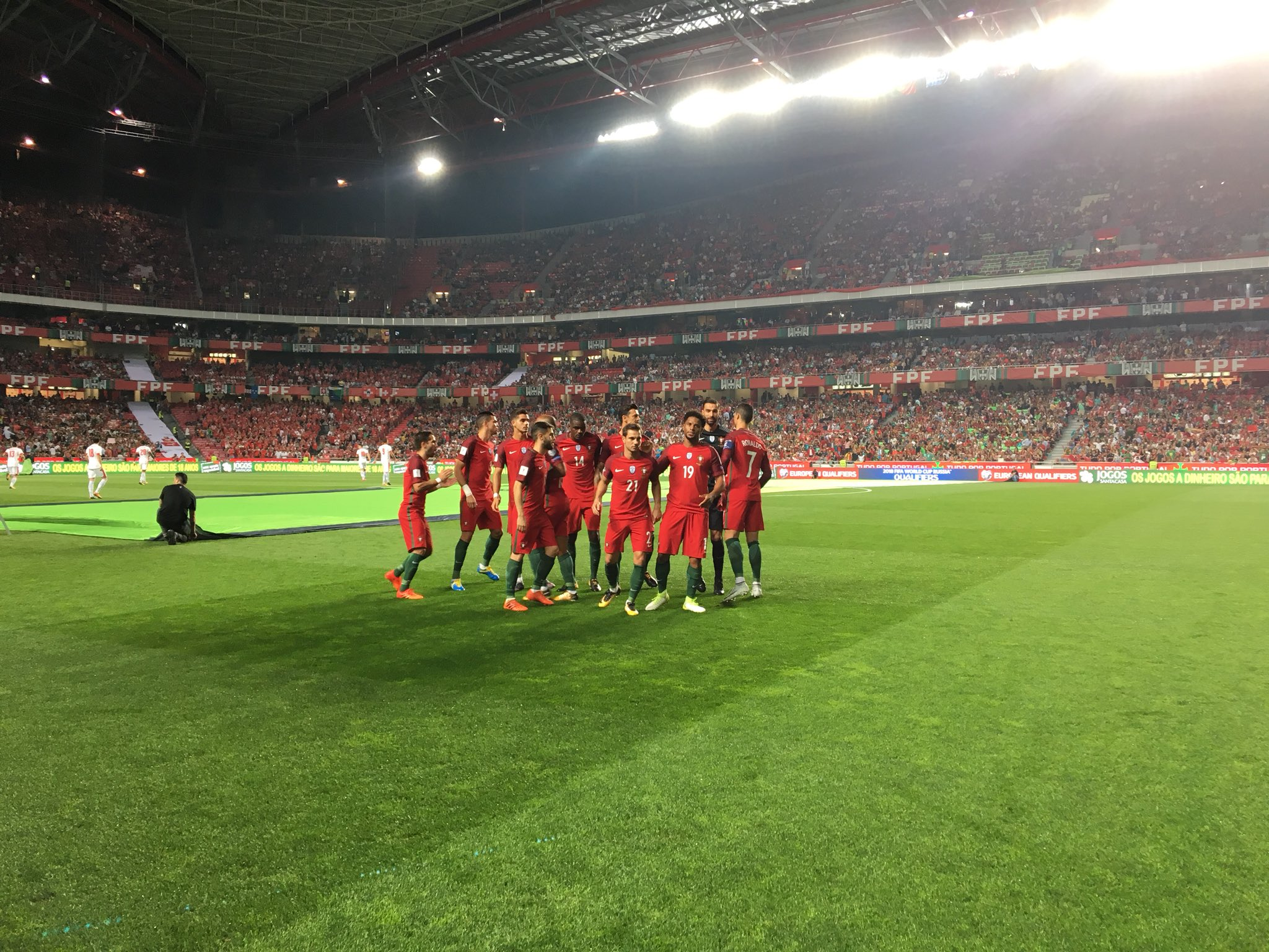 Франция иПортугалия вышли начемпионат мира-2018 пофутболу