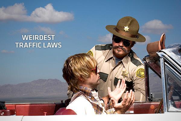 Weirdest laws