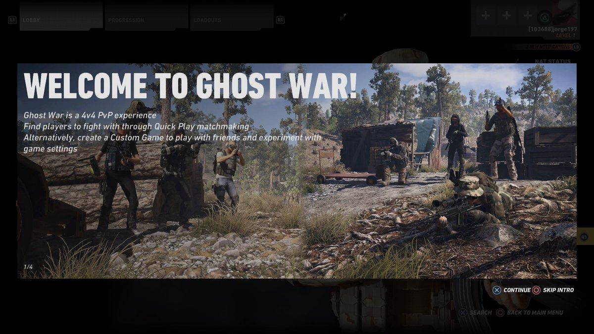 Ghost recon wildlands matchmaking region ncsa