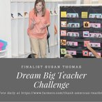VOTE DAILY! Please vote for @HKAMightyOaks teacher Susan Thomas for the Dream Big Teacher Challenge's $100k grant. https://t.co/nsvRfoSyzn