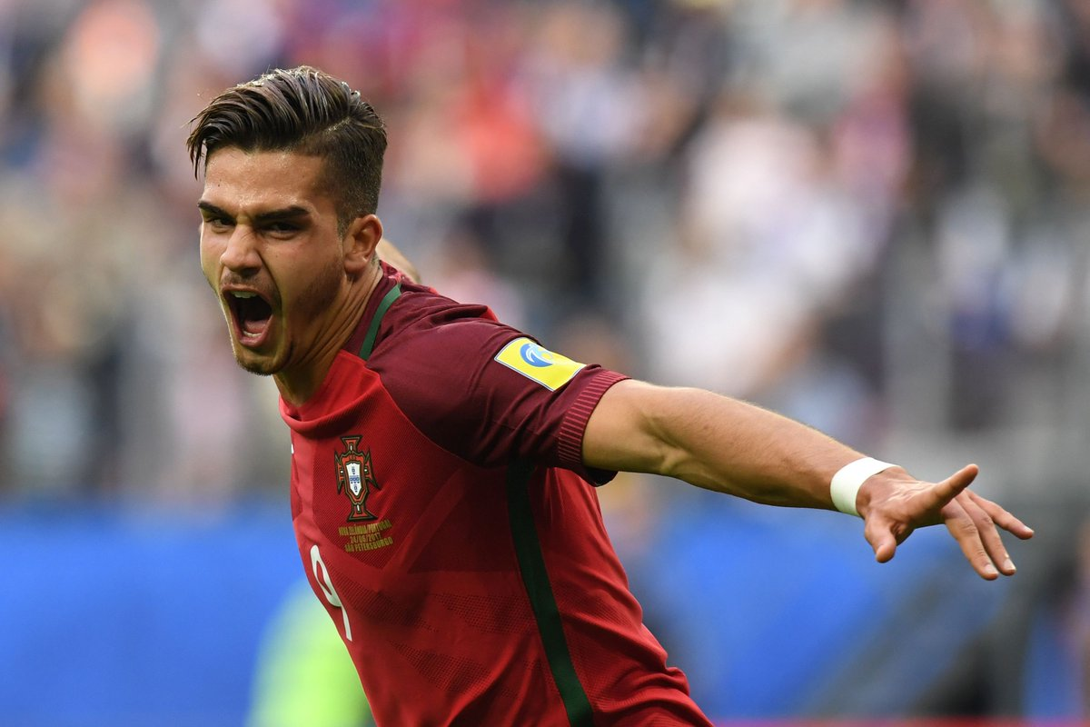 Andre Silva completes $42 million transfer to AC Milan