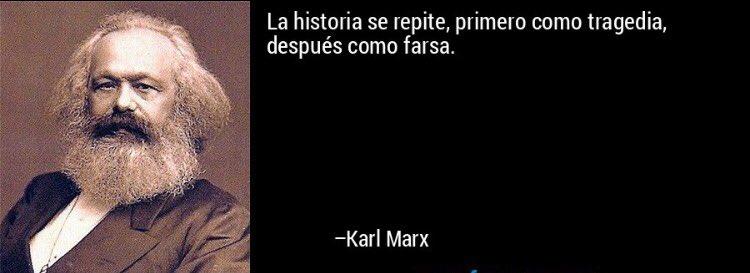 @dlacalle Si ya lo dijo Marx, entre pint...