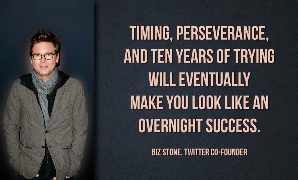 10 Year Overnight Success