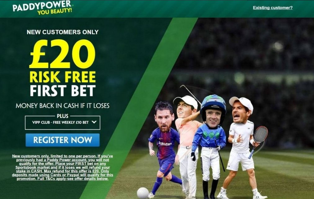 Paddy power live tennis betting fixed odds coupon betting calculator