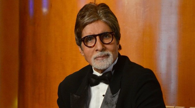 Happy Amitabh Bachchan: lessons can: