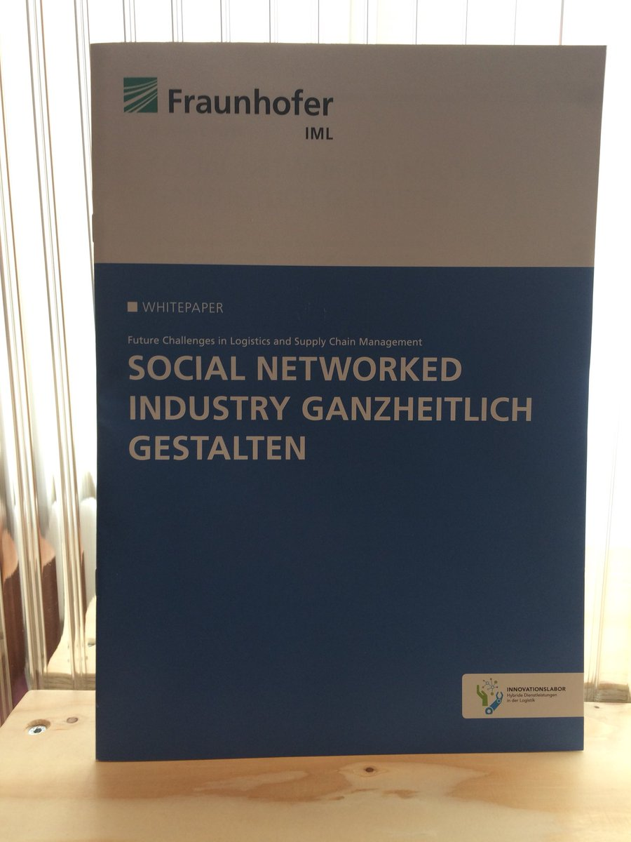 In industry