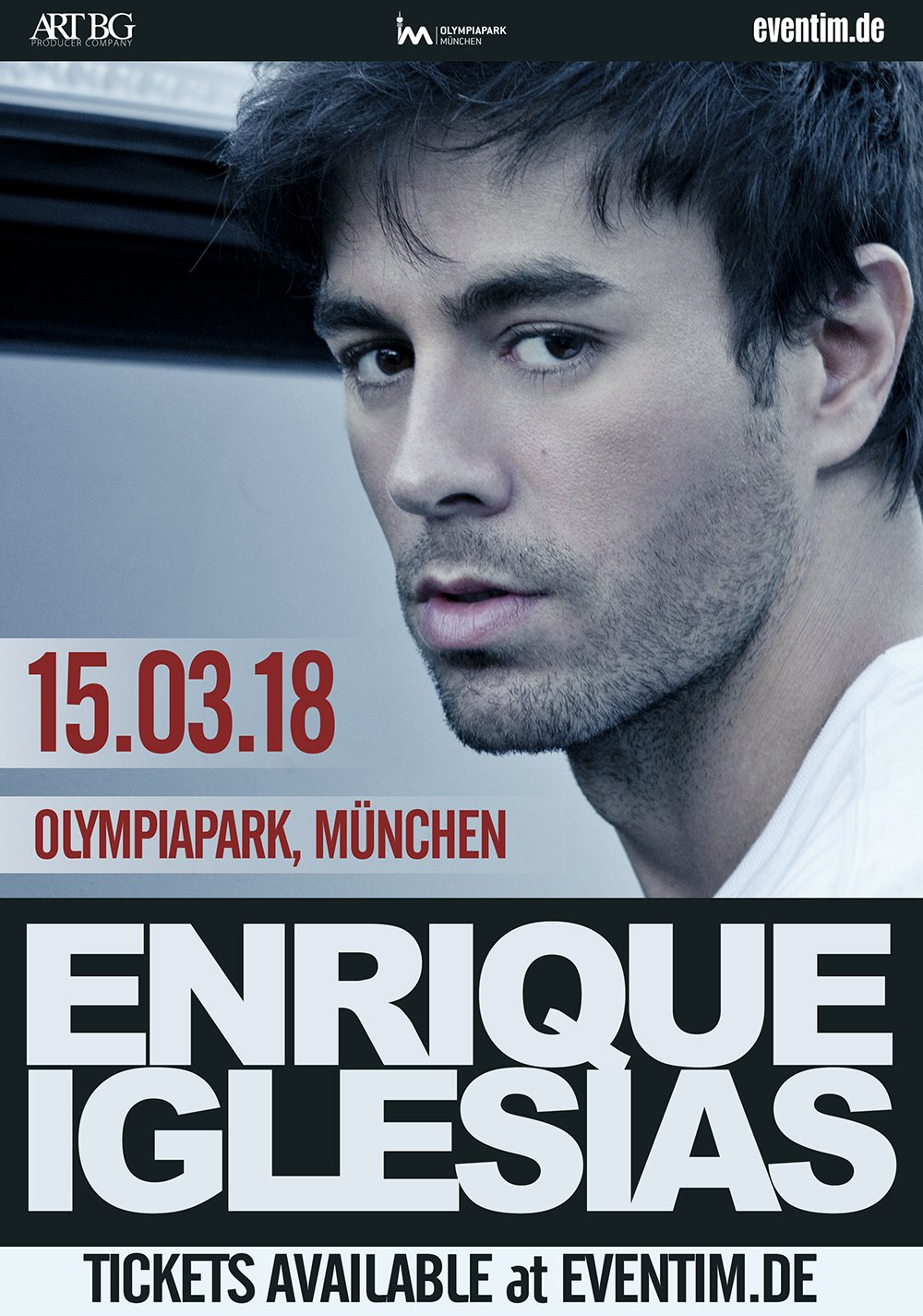 Munich!! Coming to Olympiapark next year on March 15th!! Tickets going on sale tomorrow @ 10 AM CET! https://t.co/bnzOHqaF2g