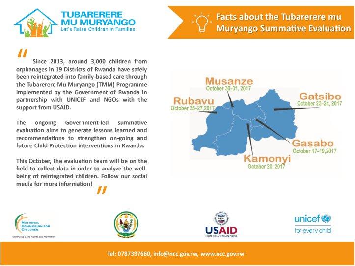 Ncc Rwanda On Twitter The Tmm Summative Evaluation Is Ongoing