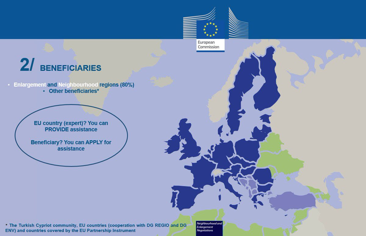 Who can get benefit from #EUTaiex programme?  <br>http://pic.twitter.com/Pp2ZG6l6ad