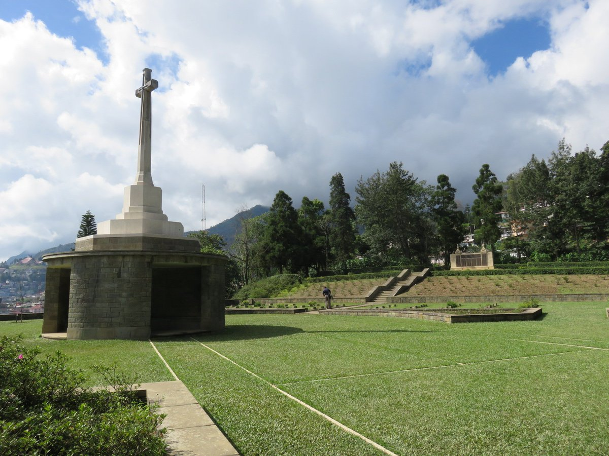 Heather Jermy On Twitter Great To Be Working With Cwgc At Kohima