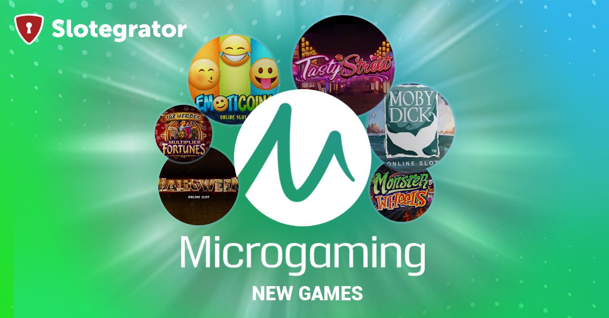 @Microgaming , released several new games! #Slotegrator #unified_protocol  https:// slotegrator.com/gambling_blog/ overview-of-new-games-from-microgaming.html &nbsp; … <br>http://pic.twitter.com/L9HH0sXQ42