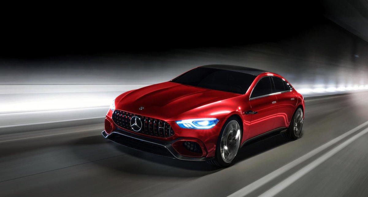 Motorblog De On Twitter Mercedes Gt Concept Auch Als Hybrid Erhältlich Ecars Https T Co Vdljrehzek
