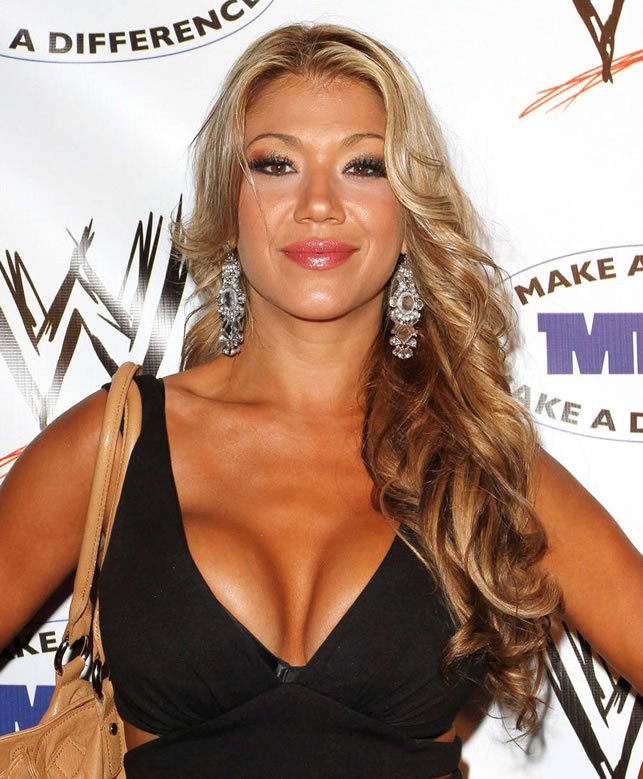 Happy Birthday Rosa Mendes