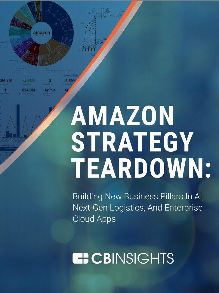 amazon strategy
