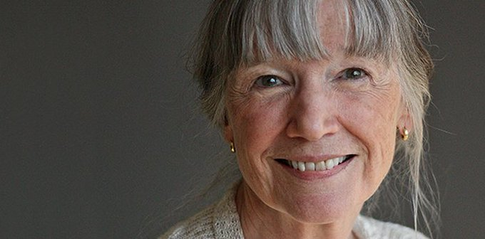 I read so I can live more than one life in more than one place. Happy Birthday to Anne Tyler, born 1941.