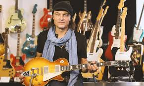 BraveWords666: Happy Birthday to Matthias Jabs of Scorpions. He also has a music store, MJ Guitars, in Munich, Ger