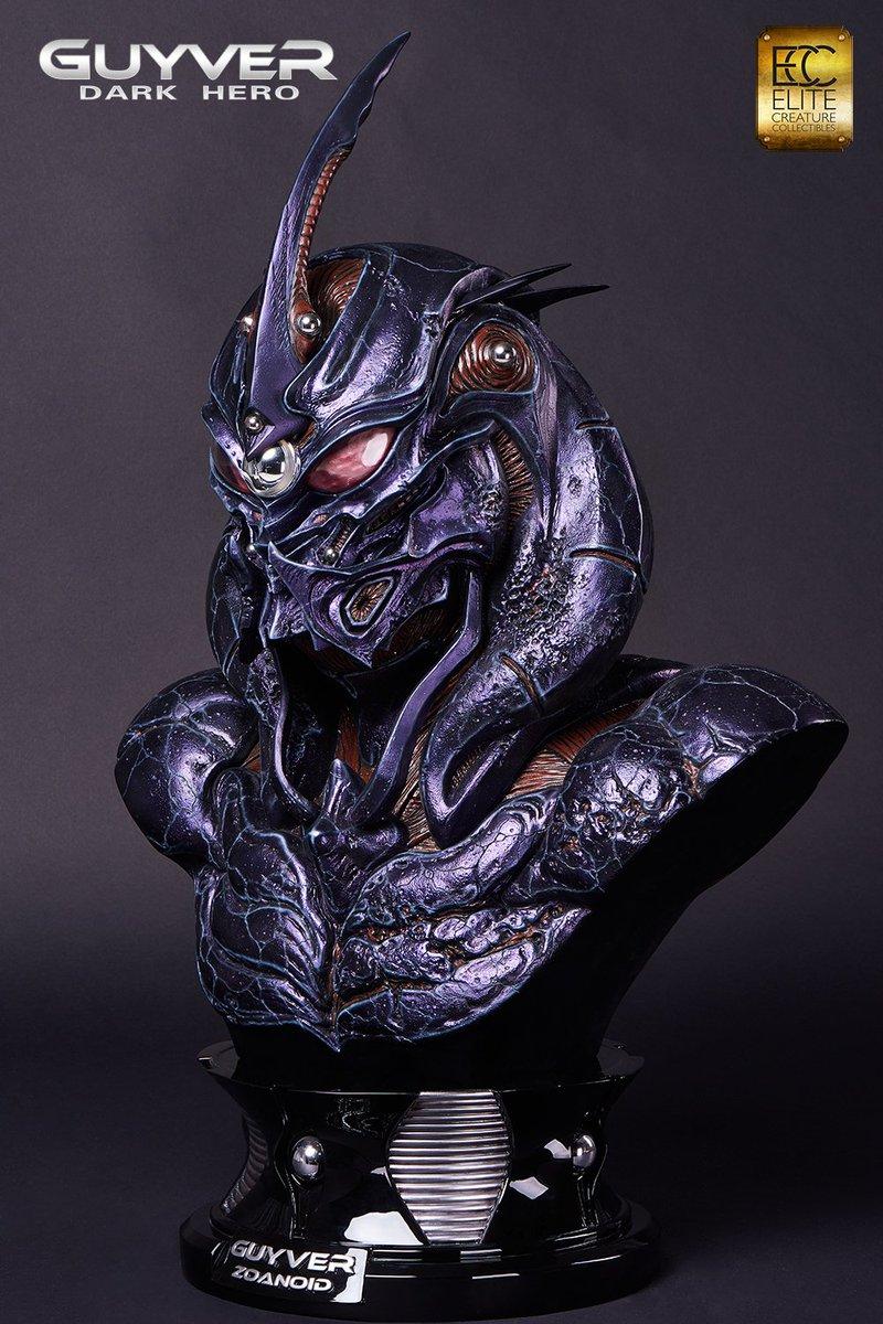 Бюст Гайвера Зоаноида 1:1 от Elite Creature Collectibles: