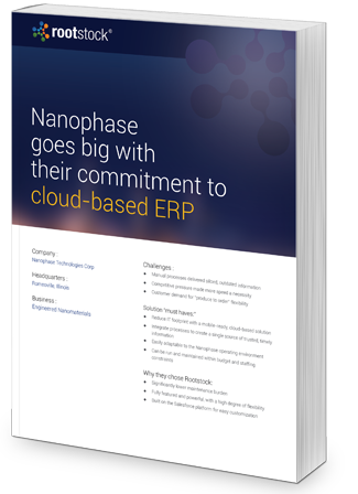 Learn how Nanophase went big with their commitment to cloud-based ERP  http:// okt.to/7rK2Qi  &nbsp;   #clouderp #erp #rootstock #salesforce #ensw<br>http://pic.twitter.com/wllLJvZfai