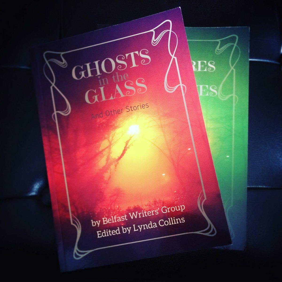 Proof copies! Gorgeous, gorgeous proof copies!! #BelfastWriters #WomenAloudNI https://t.co/FEIoofZ54i