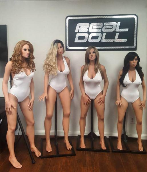 "The Sun on Twitter: ""Sex robot makers reveal freaky 'extras' their ..."