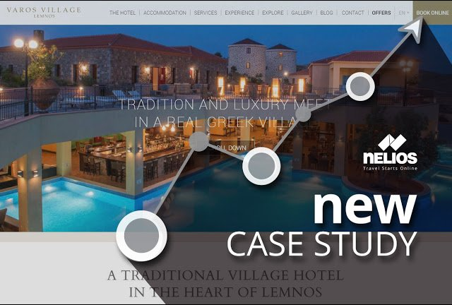 New case study about Varos Village hotel. +132% #DirectBookings in 9 months https://t.co/Q4JcP500ue  #DirectIsBetter #NeliosIsOn #TeamNelios https://t.co/dmaza5pioI