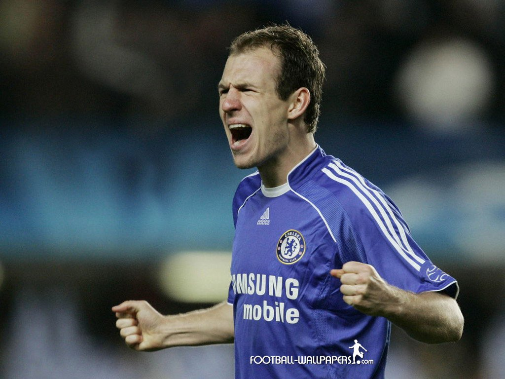 On this day: 2004 - Arjen Robben made his @ChelseaFC debut. #CFC #Chelsea <br>http://pic.twitter.com/1OZU901Ewm
