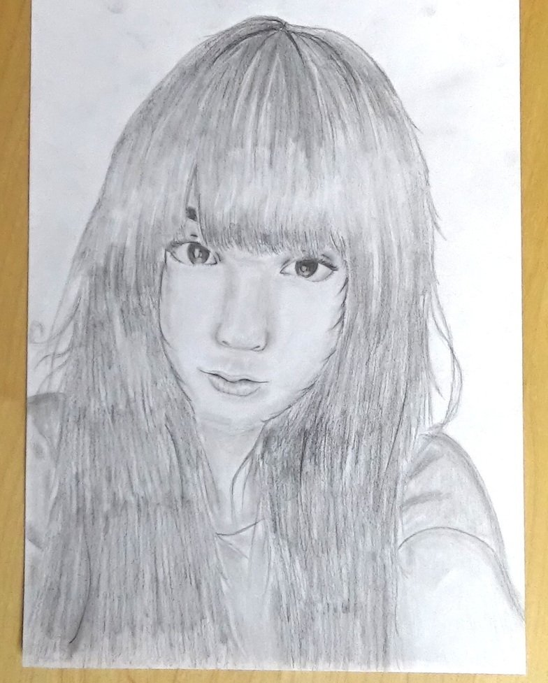 Jilipp On Twitter A Drawing Of A Cute Asian Girl