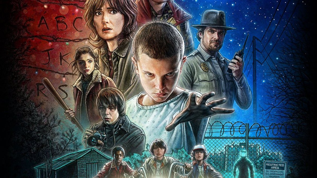With the arrival of #StrangerThings  this week, we&#39;re revisiting our post on Netflix&#39;s long-tail #keyword strategy!  http:// bit.ly/2eeYHKv  &nbsp;  <br>http://pic.twitter.com/yzUZOnDqp1