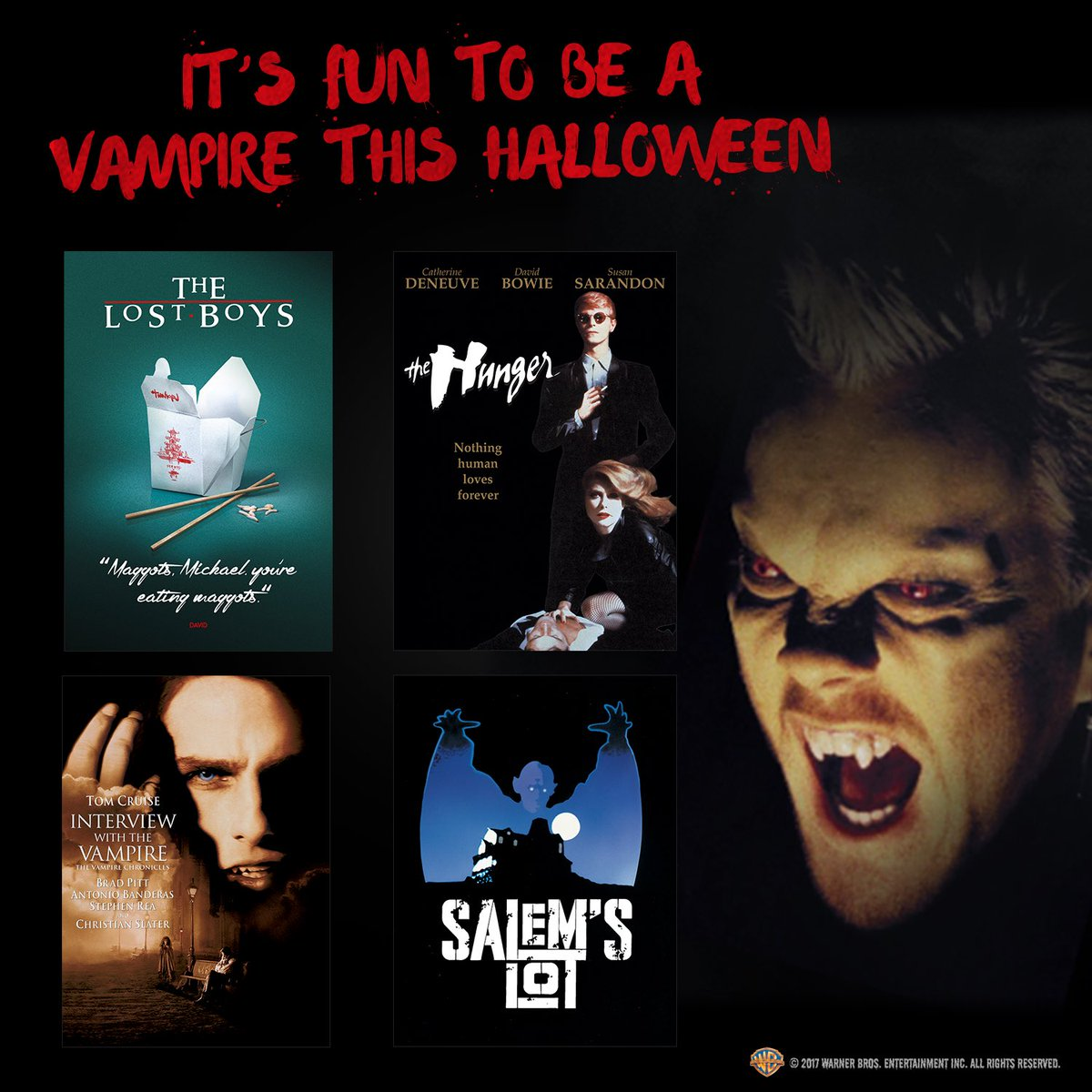 With Halloween not too far away we have this horror bundle to give away. Just follow &amp; RT to enter our #competition. #WBHalloween #Horror <br>http://pic.twitter.com/dZt7LOGPKO