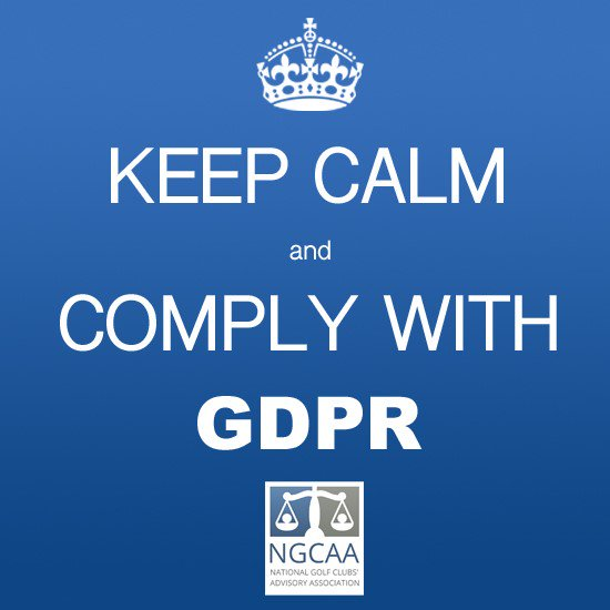 WELSH GOLF CLUBS! We are presenting a compliance guide on #GDPR @wales_golf workshops in November. Book your slot -  https:// goo.gl/5JvzWP  &nbsp;  <br>http://pic.twitter.com/afzlZ1HLDF
