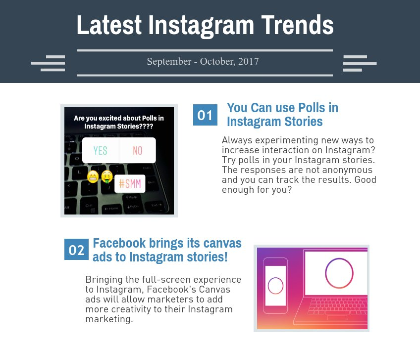 Are you updated with the latest #socialmediamarketing trends of the month?  http:// ow.ly/qEVK30g3M5e  &nbsp;   #marketingtips #infographic #SmallBiz<br>http://pic.twitter.com/Uj0dw1VxWz