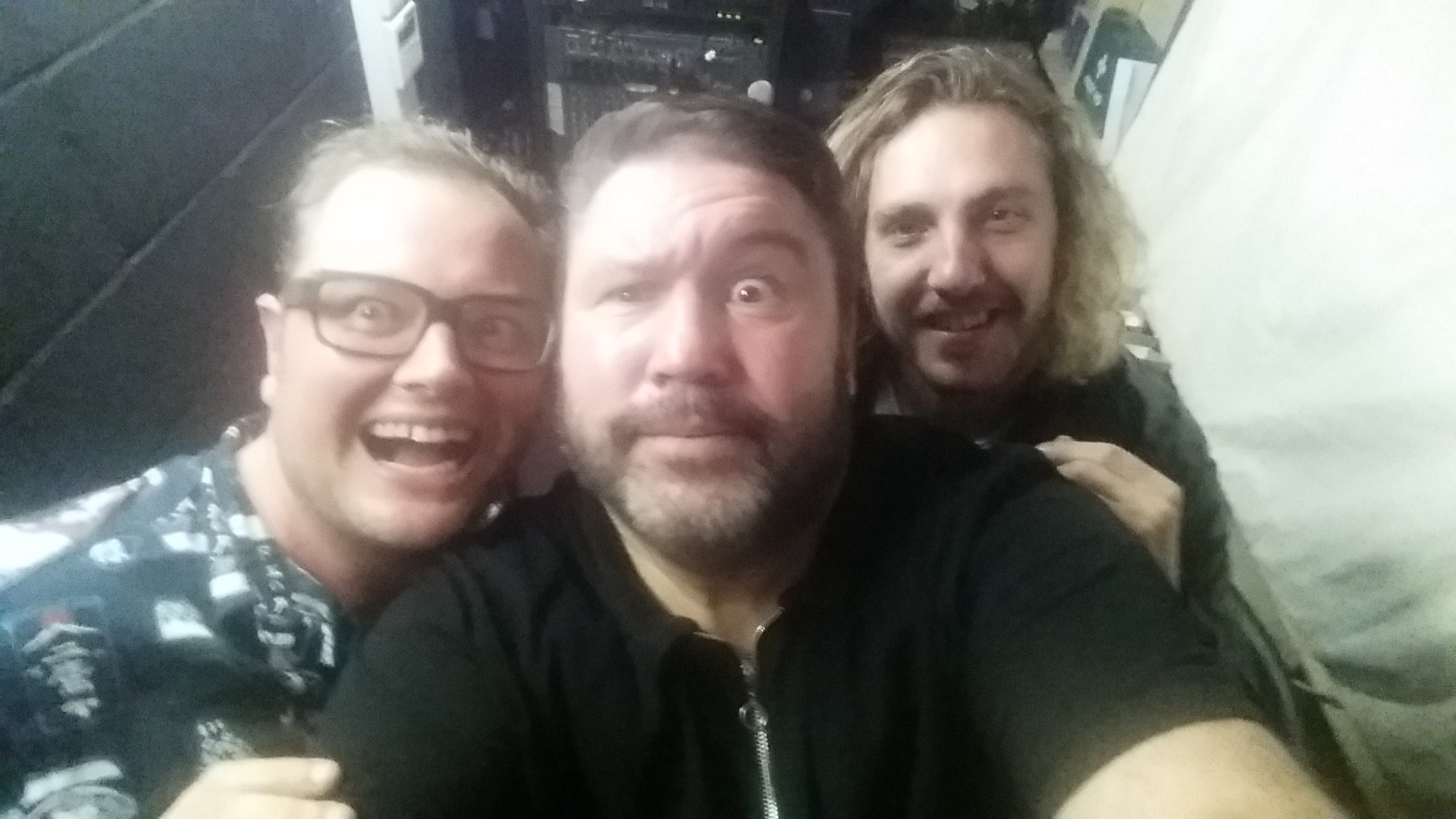 RT @RickyGroverUK: @seannwalsh @AlanCarr thanks for smashing the granny out of it last night! https://t.co/DwqEhjcdNy