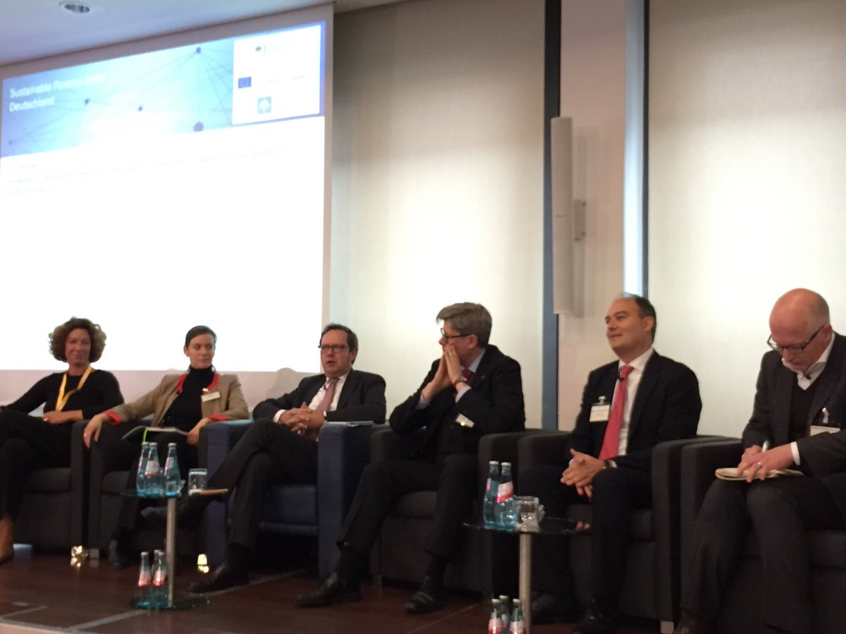.@kristinajeromin, Head of Group #Sustainability: ESG are financial indicators &amp; should be integral part of companies' risk management #SFGD<br>http://pic.twitter.com/pdgUUuBymg