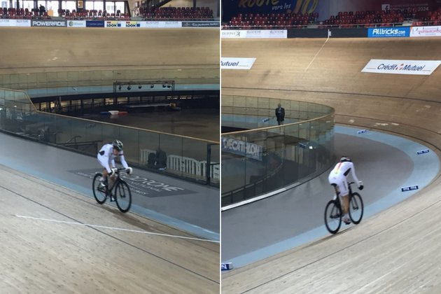 90-year-old Frenchman rides more than 29km to set new age group Hour R...