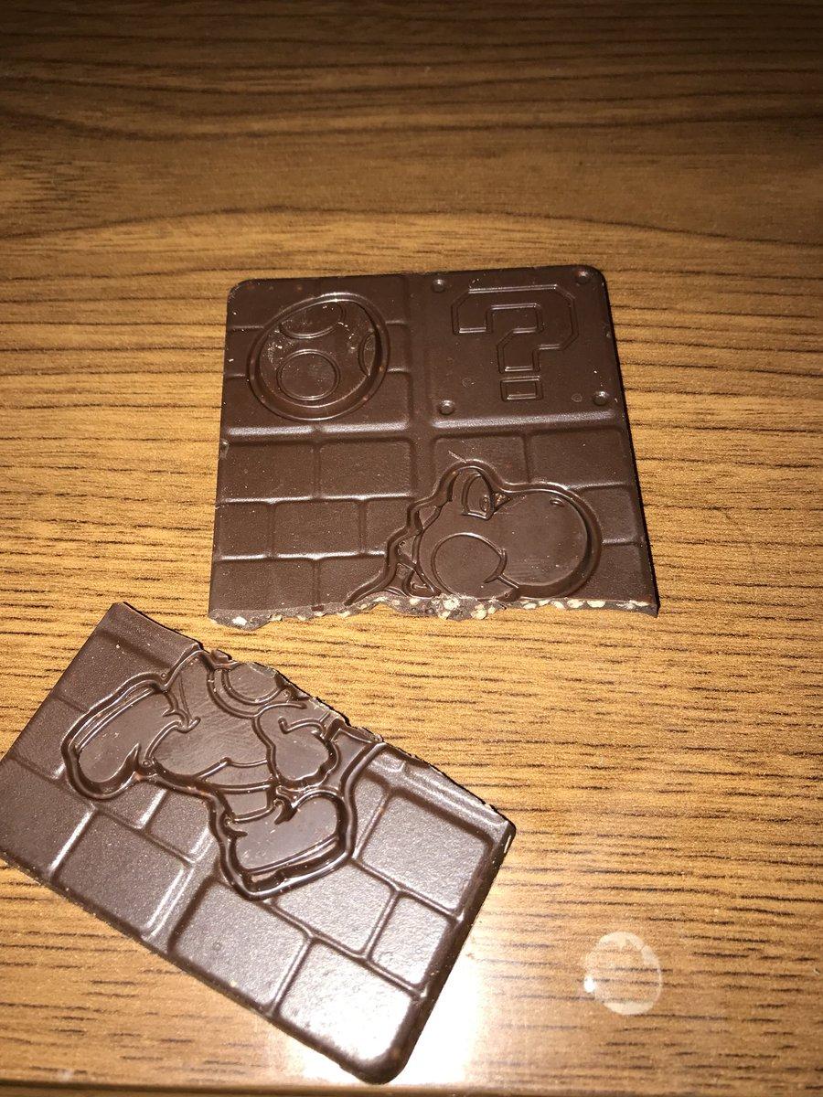 マリオのキャラパキチョコレートをやってみたが、結局誰も救えなかったwww