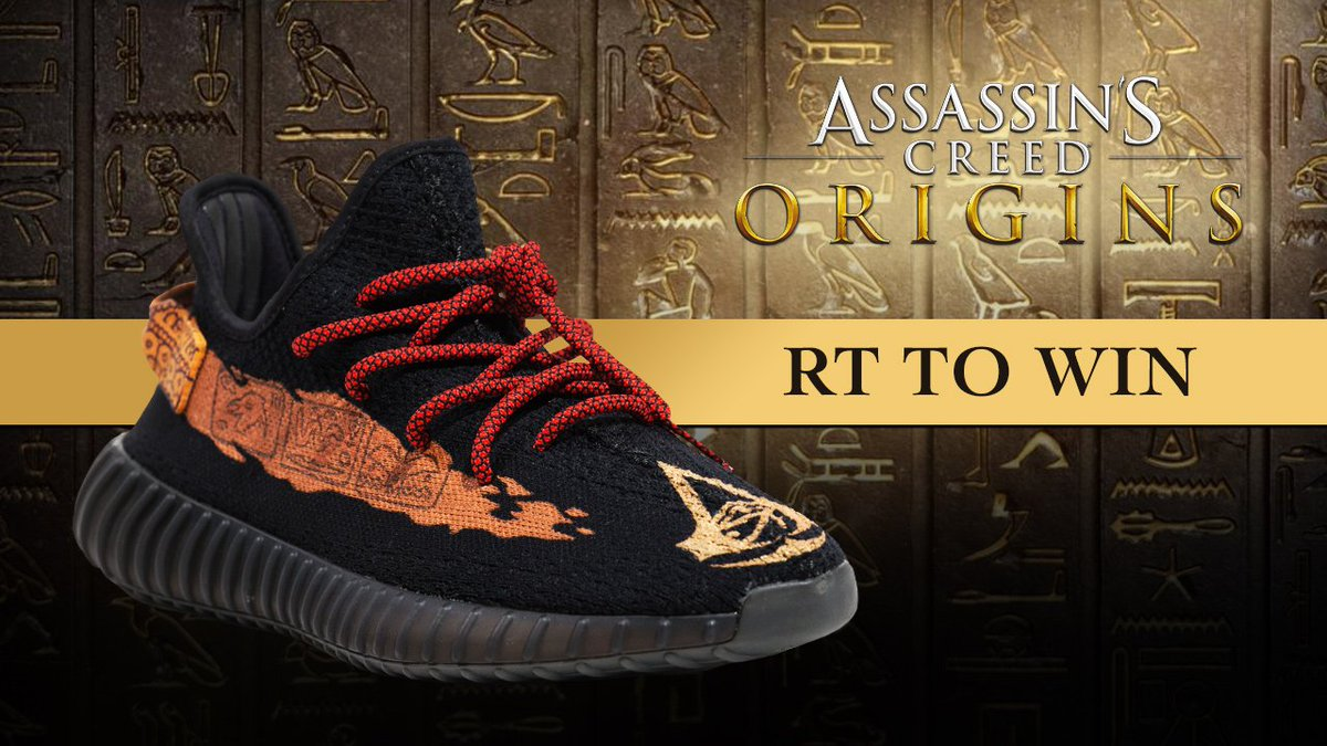 d1cdfd707bb T C s  http   uk.ign.com articles 2017 10 19 win-a-pair-of-assassins-creed- origins-limited-edition-trainers page 2 … UK 18+pic.twitter.com CgOMLHkz9R