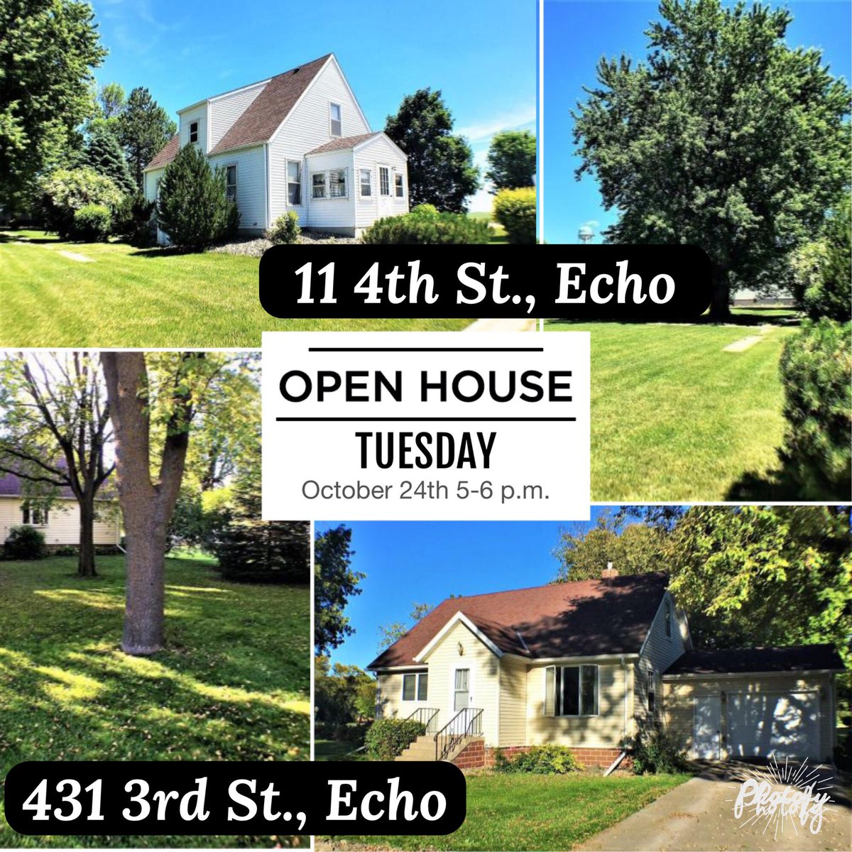 Join us for  OPEN HOUSES tomorrow!  Visit  http:// bit.ly/1XmeHIB  &nbsp;   for more info! #realestate #listing #realty #realtor #homesale #buyingahome #buying #selling #househunting #property #home #house #housing #onthemarket #openhouse #openhousetuesday #echomn #redwoodarea<br>http://pic.twitter.com/wpcuLSqhfM