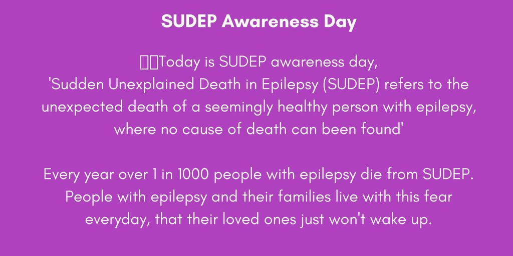 Please share this in honour of every family who is affected by Epilepsy and SUDEP  #epilepsy #SUDEP #SUDEPActionDay2017<br>http://pic.twitter.com/l0fFlcB7jW