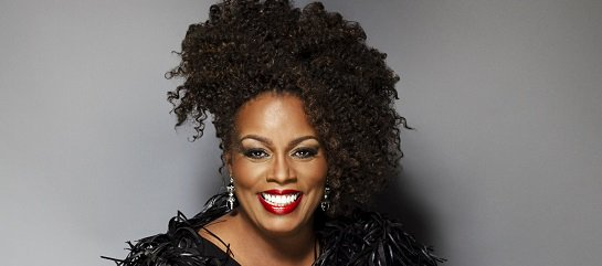 Happy Birthday to Grammy-award winning jazz singer Dianne Reeves (born October 23, 1956).