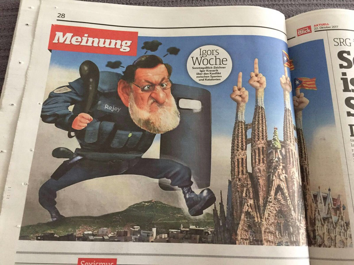 Así lo ven desde Suiza.  Sobran las palabras. #Semana155ESP https://t.co/58a8yoksmL