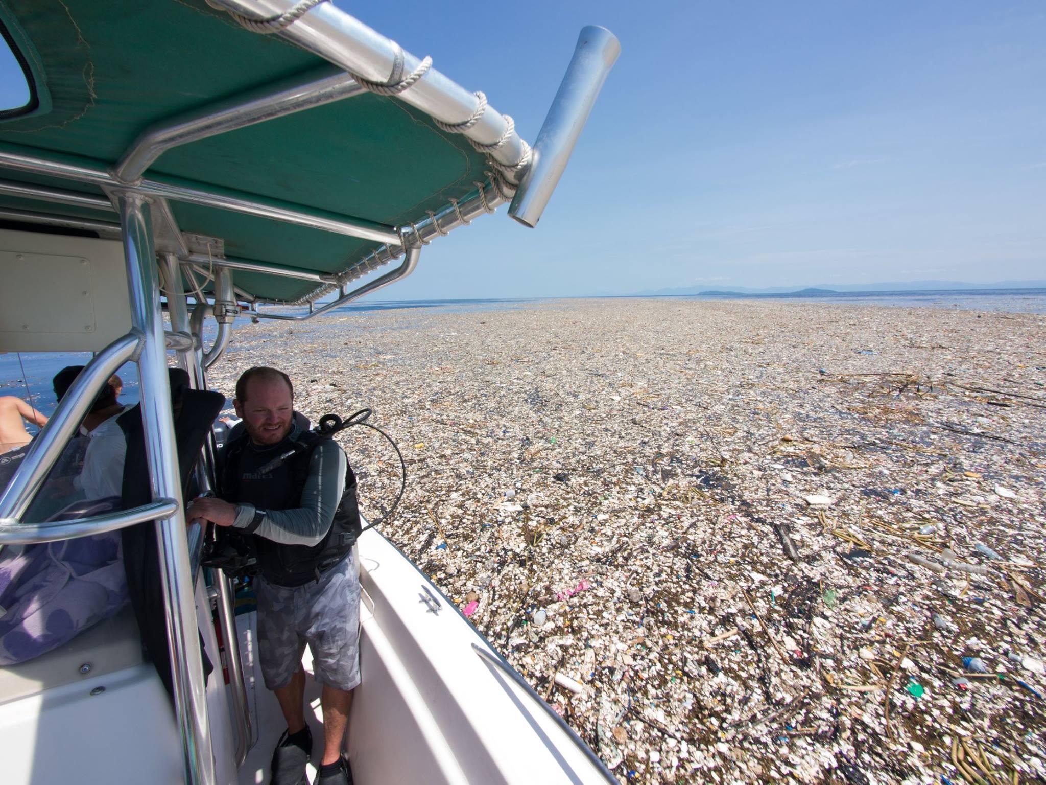 обитаемой мусорный остров в тихом океане фото свадьбах