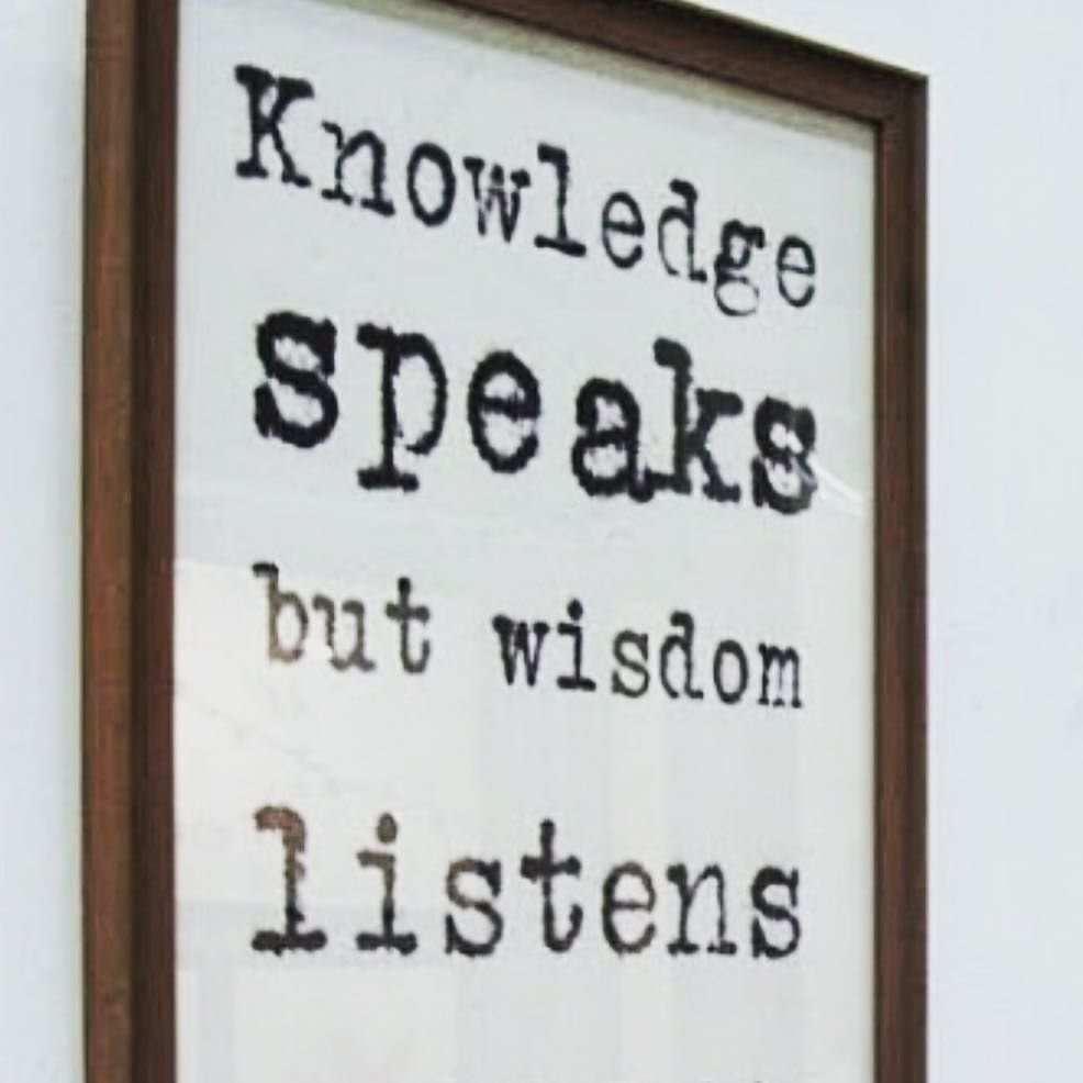 You cannot Talk &amp; Listen At The Same Time  #realestate #success #Realtor #realty #Broker #wisdom  #ceo #own #beaut…  http:// ift.tt/2gAG9K2  &nbsp;  <br>http://pic.twitter.com/5LfugG6Cma