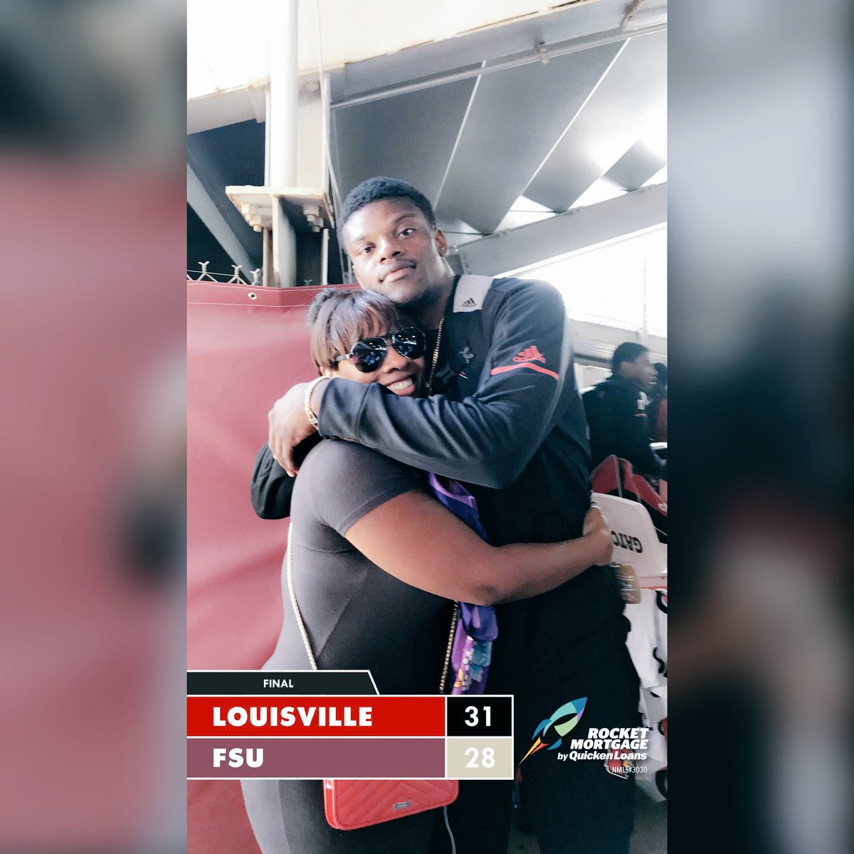 Lamar Jackson On Twitter A Mother And Son Bond No Man Can Break